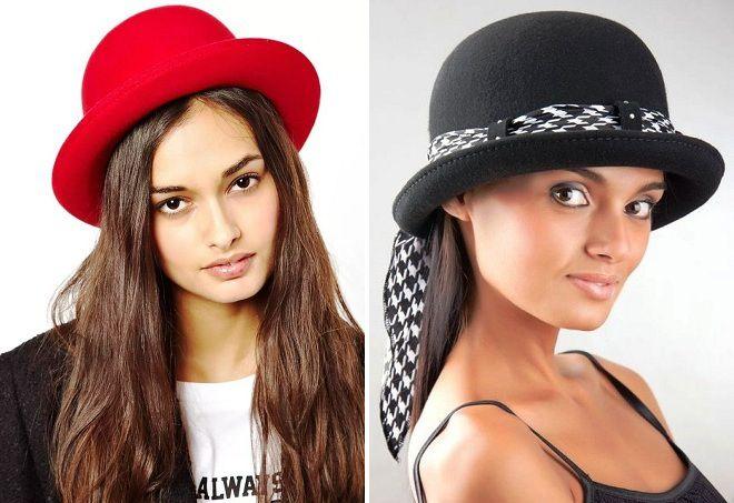 необычные женские шляпки