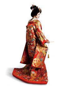 Ženské kimono 2