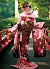 Ženské kimono 3