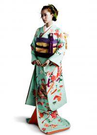 Ženské kimono 5