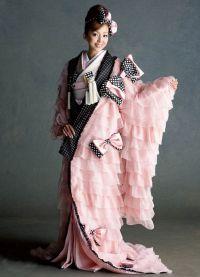 Ženy Kimono 6
