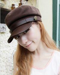 Дамски кожени шапки 4