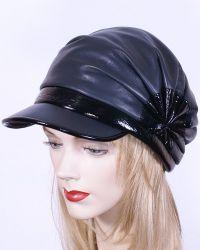 Дамски кожени шапки 8