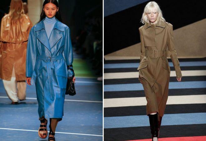 modni ženski kišni ogrtači