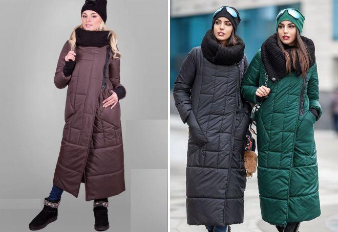 zimske ženske kišne kapute