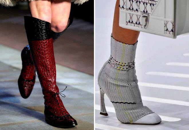 kakšne čevlje bodo spomladi 2017