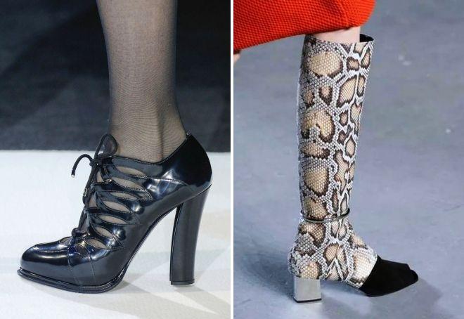 modni spomladanski čevlji 2017