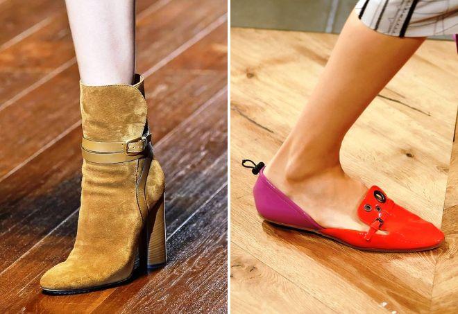 modne obutve za pomlad 2017