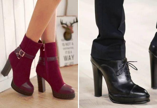 spomladi čevlji s pete 2017