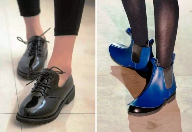 modne ženske čevlje za pomlad 2017