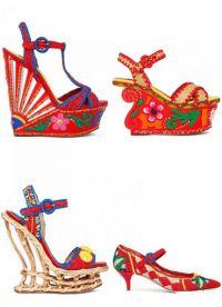 Ženske čevlje poletje 2014 5