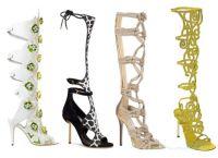 Poletje 2014 za ženske čevlje 7