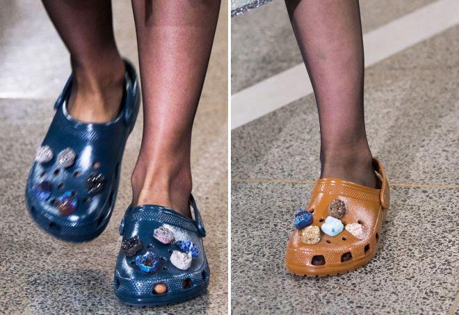 тренды обуви лето 2017