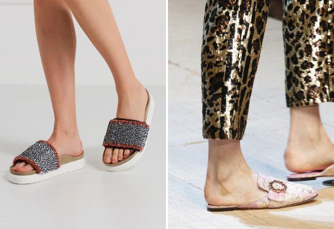 самая модная обувь лето 2017
