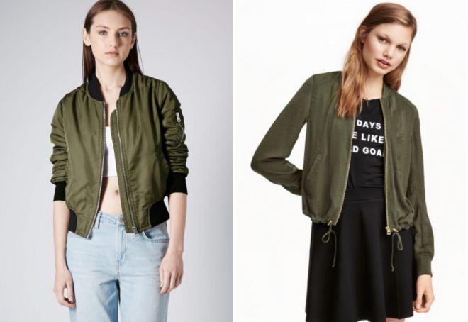 ženske jakne za proljeće 2017. godine