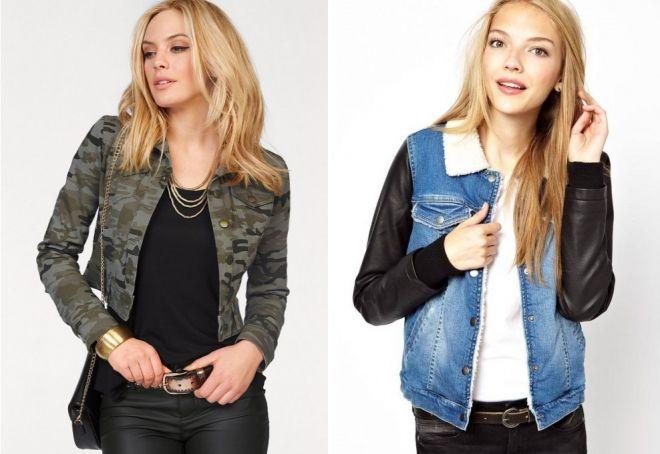 modne ženske opružne jakne 2017