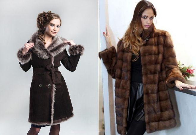 zimowa odzież wierzchnia dla kobiet 1