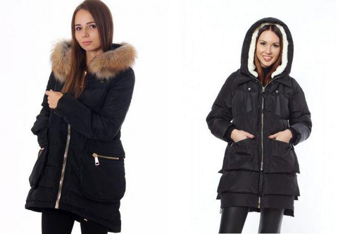 zimowa odzież wierzchnia dla kobiet 2