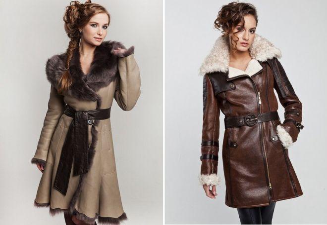 zimowa odzież wierzchnia dla kobiet 5