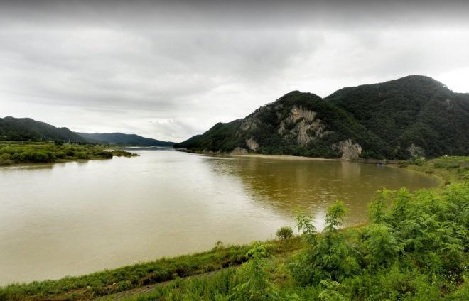 Река Сомган