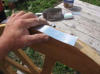 Drewniany żyrandol zrób to sam 28
