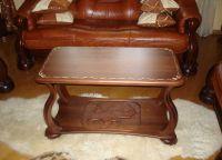 дрвене столне столице 4