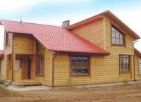 Дрвена блок кућа6