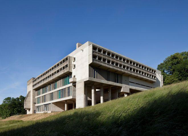 Архитектурное наследие Ле Корбюзье