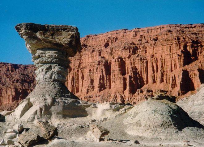 Национальные парки Исчигуаласто и Талампайя