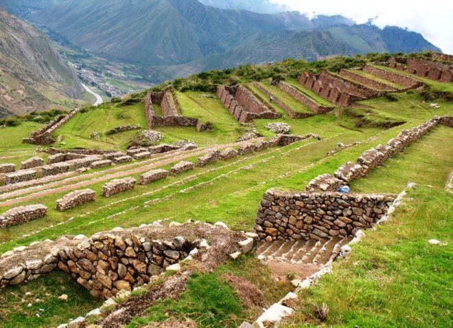 Дорожная система в Андах - Кхапак-Ньян