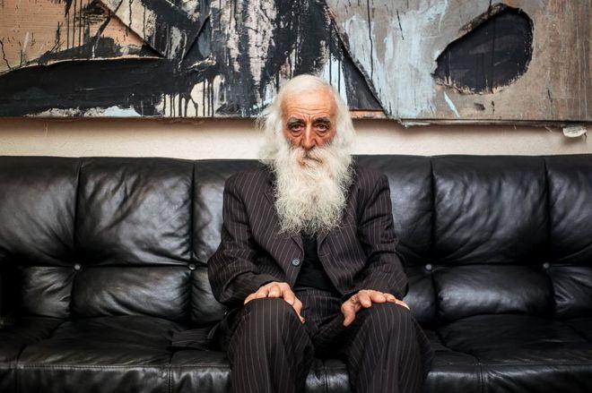 Бездомный Михаил Гариян
