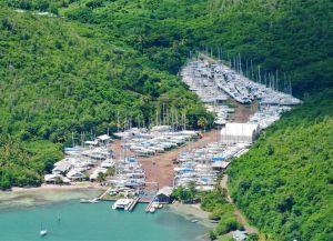 Марина в Гренаде