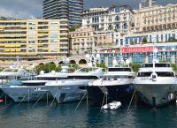 Яхты в гавани Геркулес
