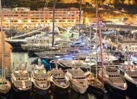 Выставка яхт в Монако
