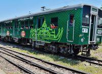 Поезд в пути
