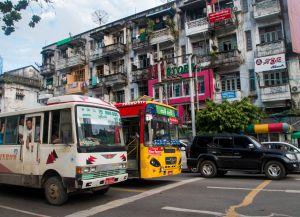 Транспорт Янгона