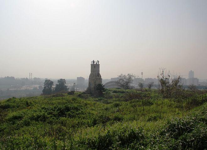 Церковь крестоносцев в Явне