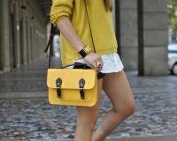 Żółta torba 3