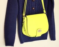 Żółta torba 8