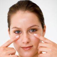 kako odpraviti pod očesnimi krogi