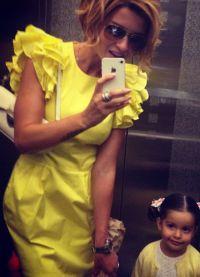 žuta haljina poput brade 1