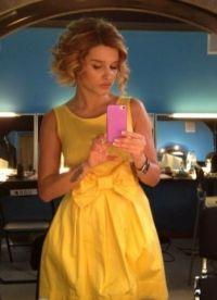 žuta haljina poput brade 7