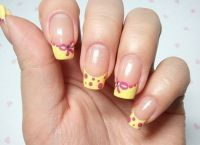 žuta manikura 2015. 7
