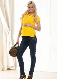 rumena majica5