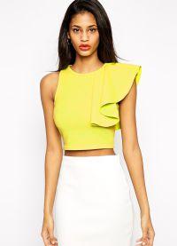 rumeni majica 2