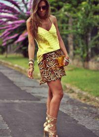 rumeni majica 5