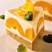 јогурт воћа торта
