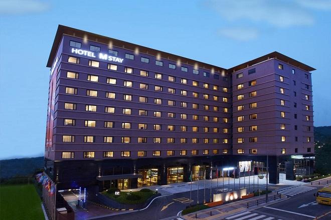 Отель M Stay Hotel Gyeonggi Giheung