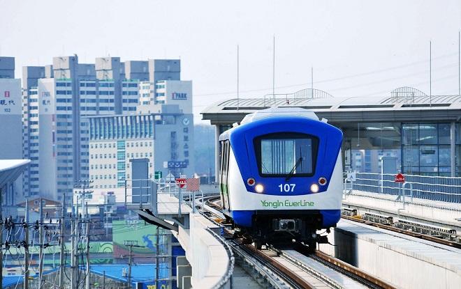 Собственная линия метро Йонъин Эверлайн