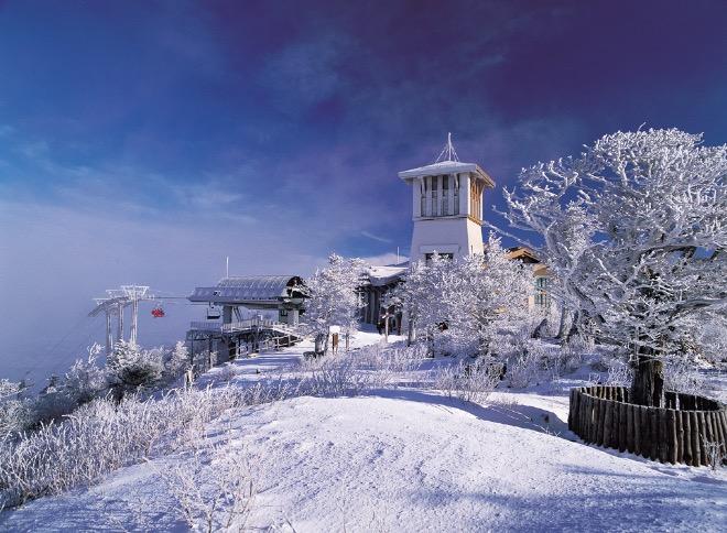 Зима в Енпхене